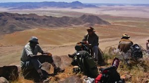 Adventure in Namibia: Safaris Unlimited