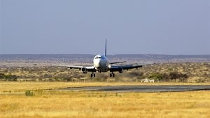 Namibia Int. Airport comes out Tops