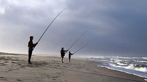 Fishing on Namibia's Coast