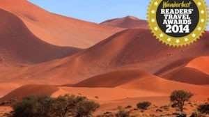 Namibia - Voted Nr 1 by Wanderlust Readers in 2014