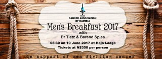 Men's Breakfast 2017