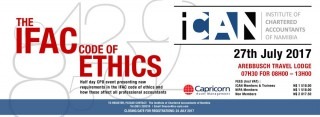THE IFAC CODE OF ETHICS