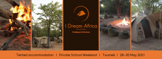 Tsumeb Private School Weekend 2021 - Tented Accommodation