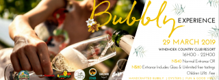 Windhoek City Market - The Bubbly Experience