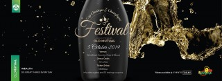 Old Mutual Cap Classique and Champagne Festival