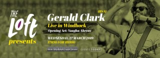 Gerald Clark Live in Windhoek