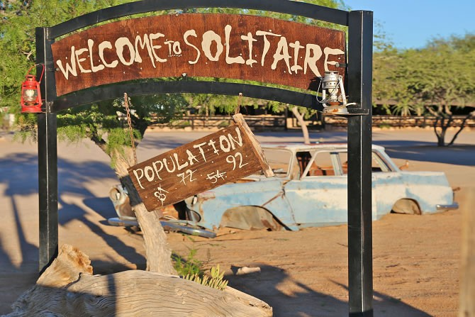 Solitaire Namibia Special. Custom Namibian Packages. Explore ...
