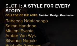 Windhoek Fashion Week - Slot 1 - A Style For Every Story