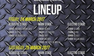 TAFEL LAGER NAMROCK - 2 DAY PASS • Events • EventsToday