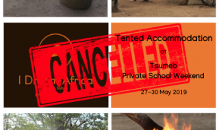 Tsumeb Private School Weekend - Tented Accommodation