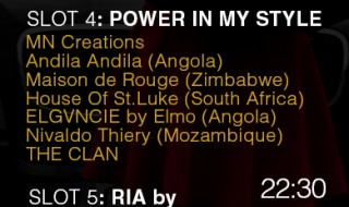 Windhoek Fashion Week - Slot 4 - Power In My Style