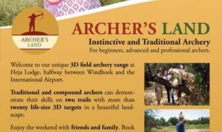 Archer's Land Traditional Archery Range • Events • EventsToday