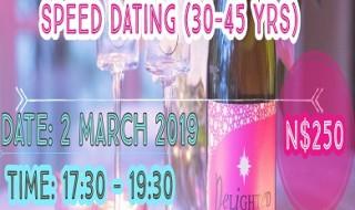 social speed dating